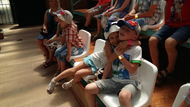 Летние мероприятия в частном детском саду Капитошка
