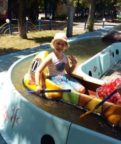 Лето в частном детском саду Капитошка