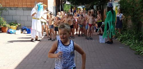 Веселый летний лагерь «Капитошка»!